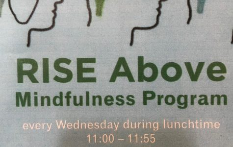 Rise Above Mindfulness Meetings Offer a Lunch with a Side of Positivity