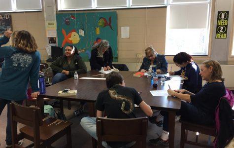 Inter-Generational Book Study — a Community of Literature