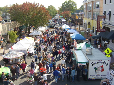 Downtown Cranford Hosts Street Fair and Craft Show
