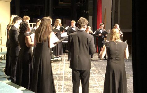 Spring Choir Concert Dazzles with Diverse Musical Performances