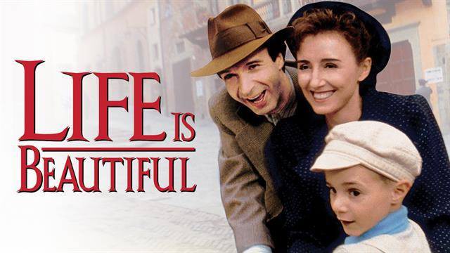 Image result for image from film life is beautiful