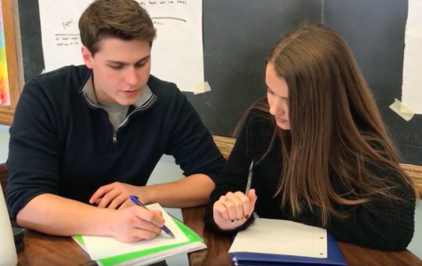 CHS Writing Center Offers Opportunities for Tutoring