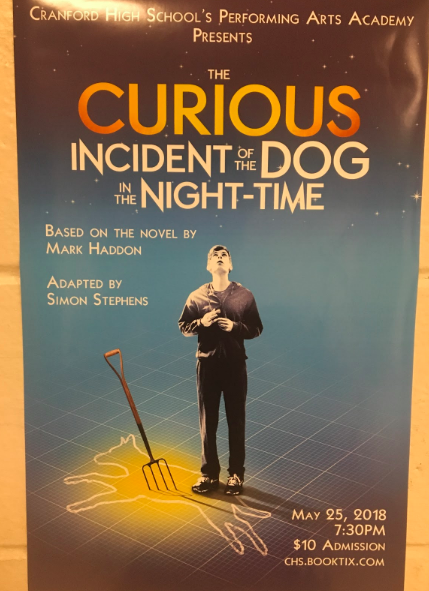 Come See the CHS Performing Arts Academy Stage Curious Incident!