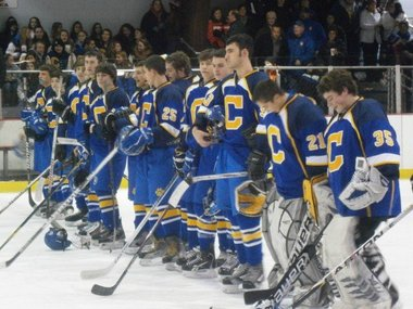 Cranford Ice Hockey is Killing this Season