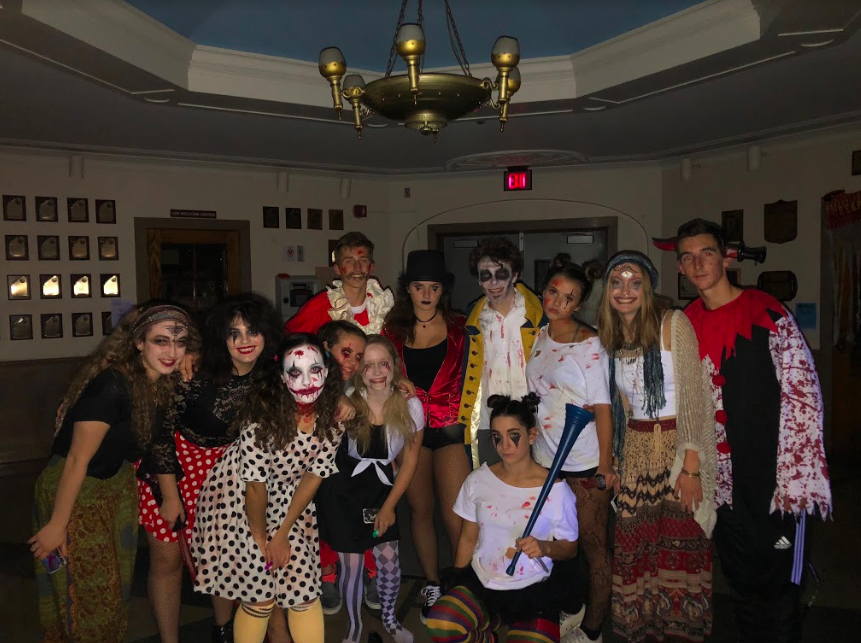 Costume Contest Spreads Halloween Cheer Around CHS