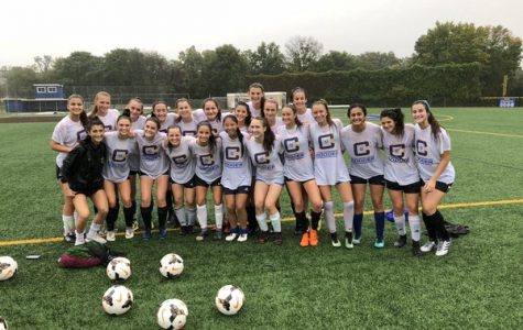 CHS Girls Varisty Soccer: A Historic Season