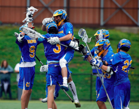 Cranford Lacrosse Looks to Continue Their Success