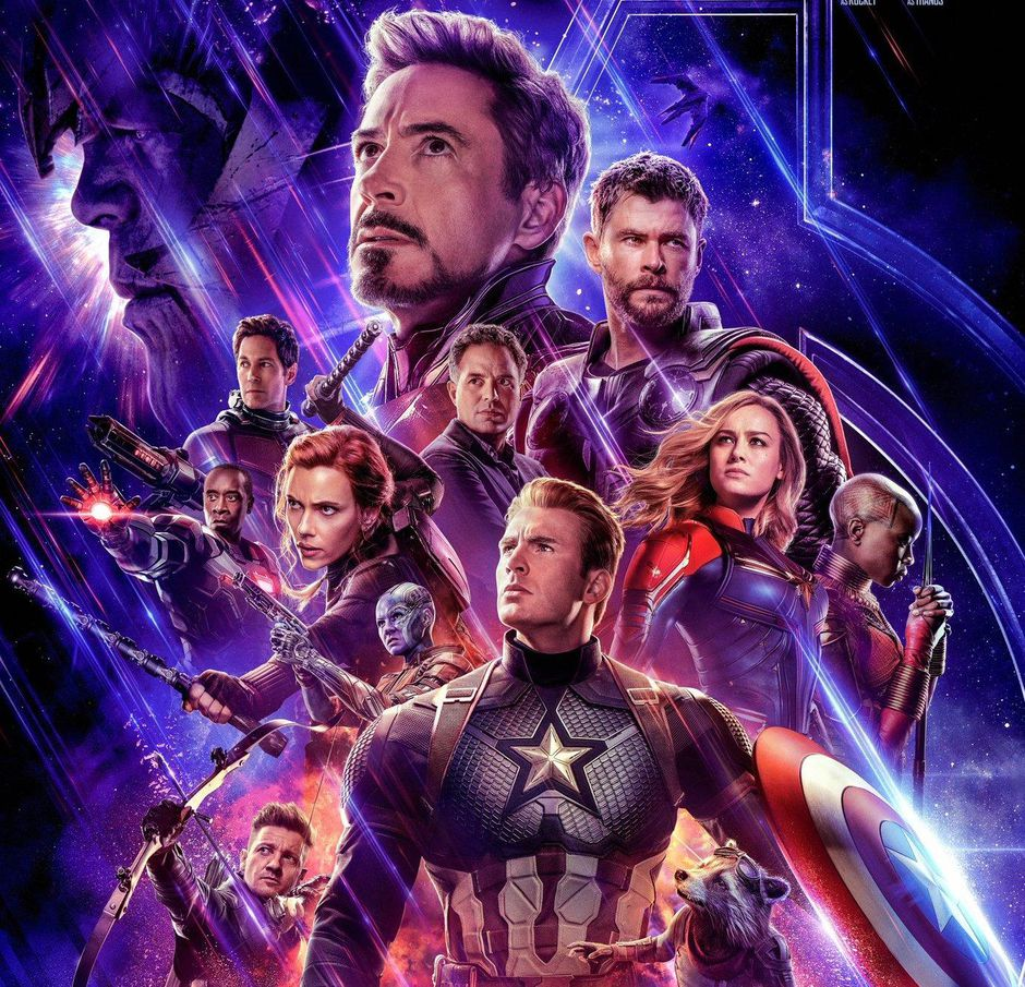 In Anticipation of Avengers: End Game – Dialogue
