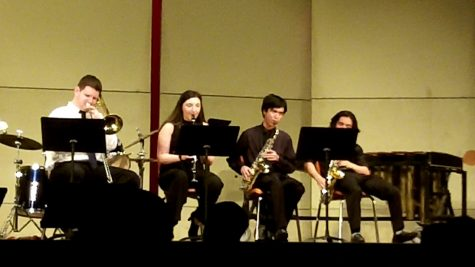CHS Concert Band Performance