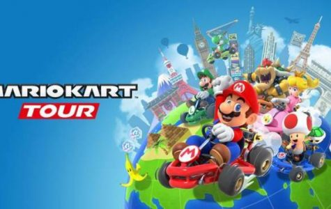 "Mario Kart Tour The new ""It"" game"