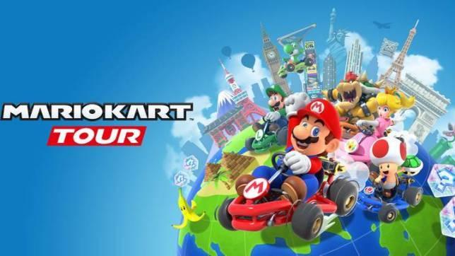 Mario+Kart+Tour+The+new+%22It%22+game