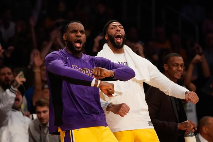 6+Weeks+into+the+Lakers+2019-2020+Season