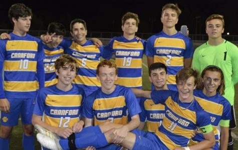 Cranford Soccer Stuns Oratory Prep on Senior Night
