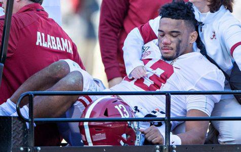 What Tua Tagovailoa's Injury Means for the Crimson Tide and His Future